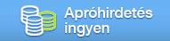 Apróhirdetés Ingyen