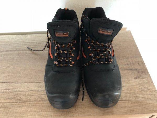 Coverguard Pearl S3 SRC acélbetétes Munkavédelmi cipő 9PEA